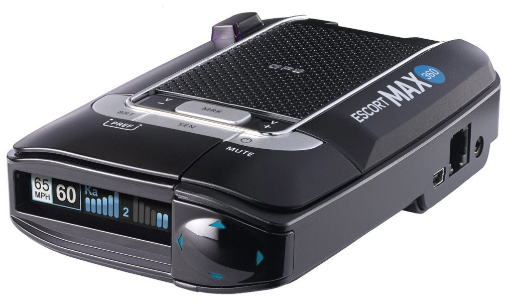 Best Radar Detector: Escort Max360 Review