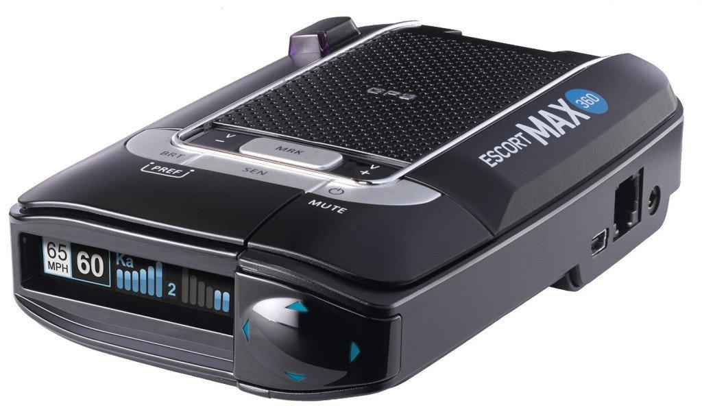 Escort Max360 radar detector