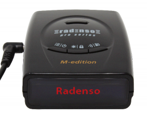 Radenso Pro M-edition radar detector: Best radar detector for Canada