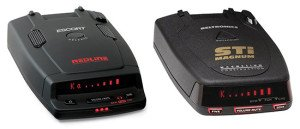 Best Radar Detector 2017, Escort Redline and Beltronics Magnum