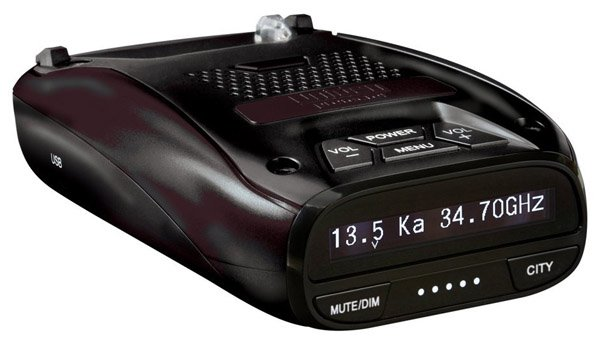 Best Beginner Radar Detector: Uniden DFR6