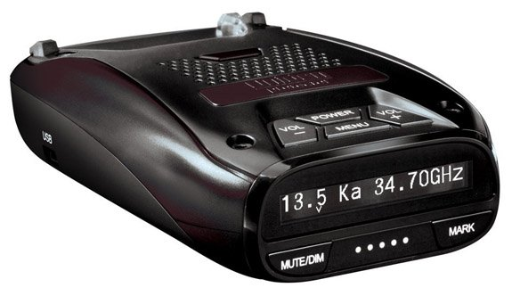 Best Beginner Radar Detector: Uniden DFR7