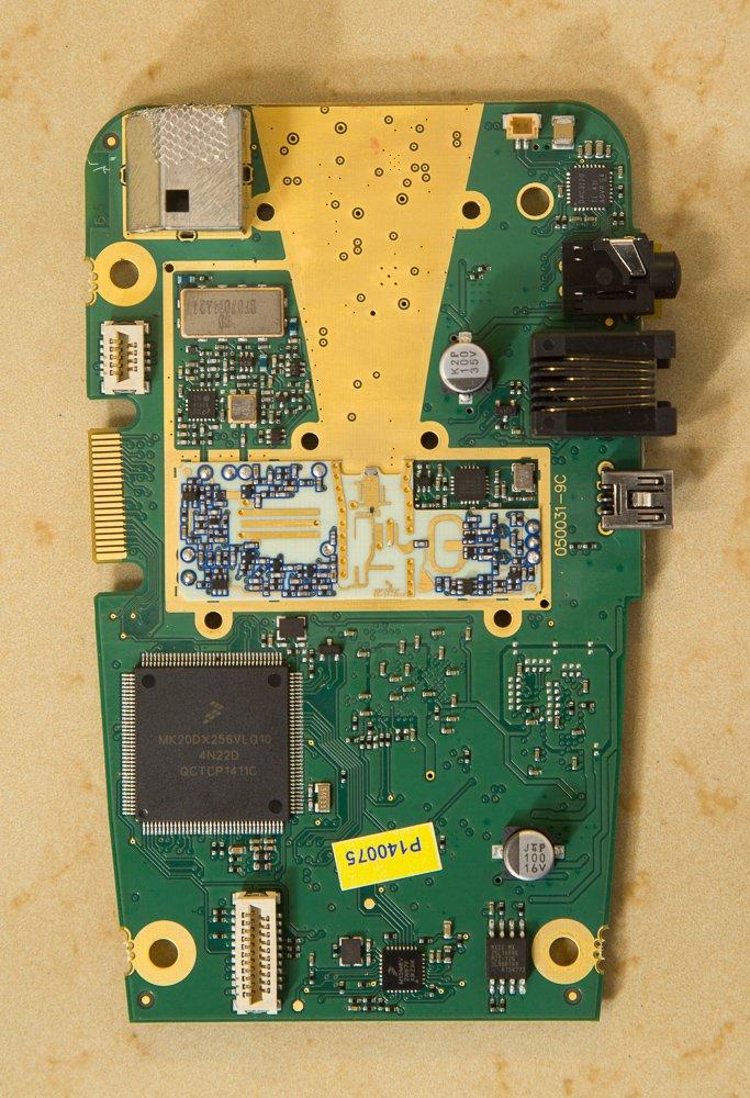 Max2 main PCB