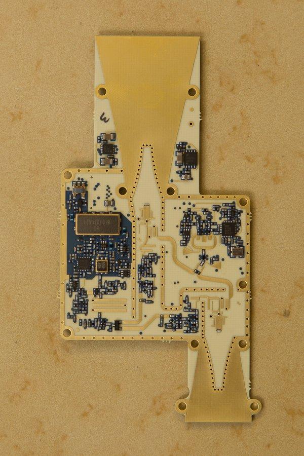 Max360 RF board