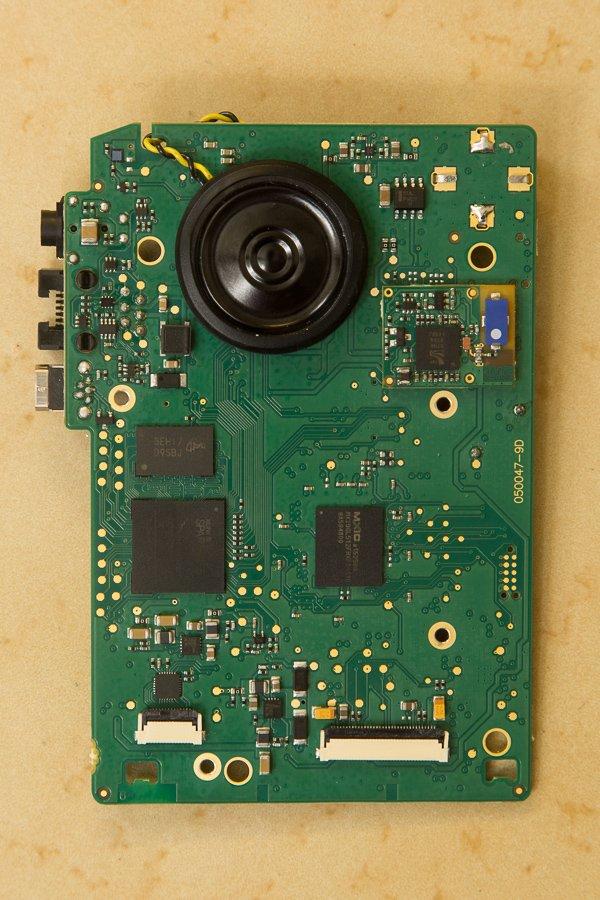Max360 primary PCB 2