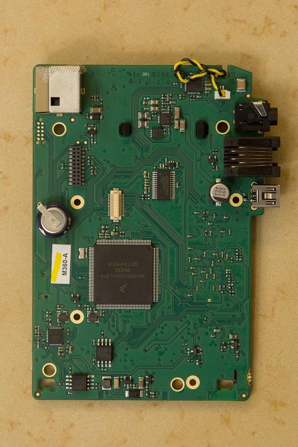 Max360 primary PCB