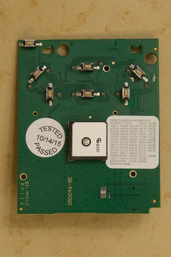 Max360 secondary PCB