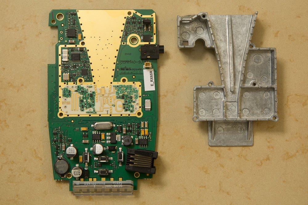 Passport Radar Detector >> Beltronics RX65 M4: Under the Hood - Vortex Radar