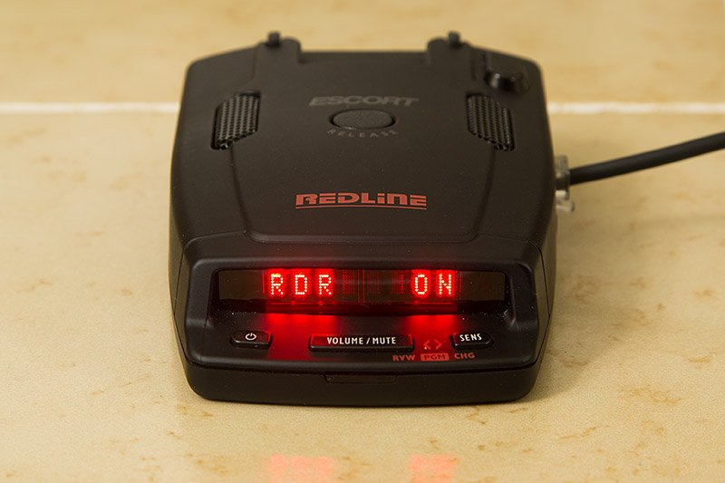 Redline RDR On