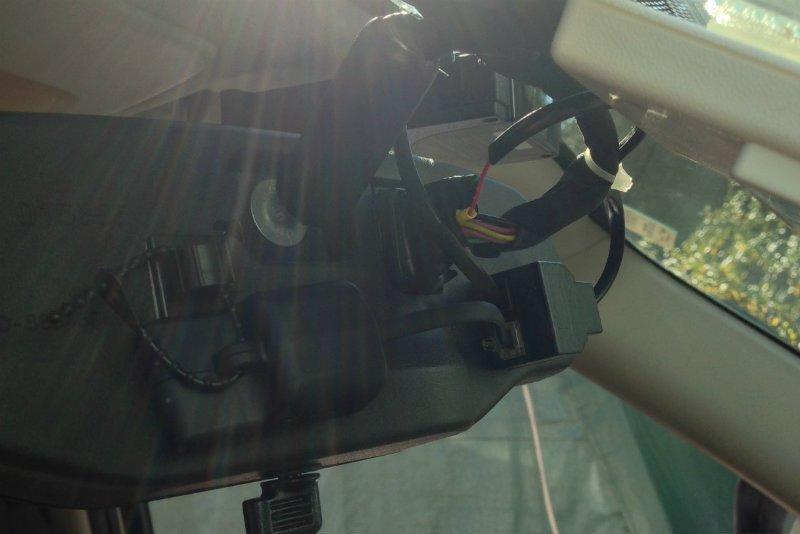 V1 BT module on back of RVM