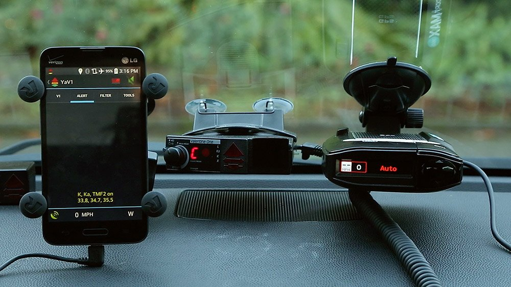 valentine one vs escort max360 comparison review - Valentine Radar Detector For Sale