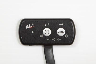 ALP control pad