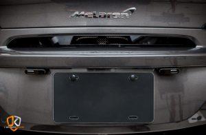 ALP dual on rear of McLaren 570S by JK Automotive