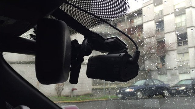ITB-100HD dashcam