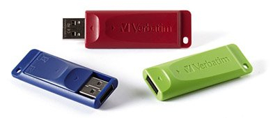 Verbatim USB keys