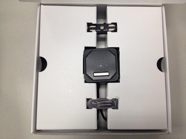 STi-R Plus speaker in box