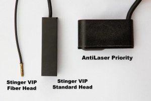 Stinger VIP fiber and ALP heads