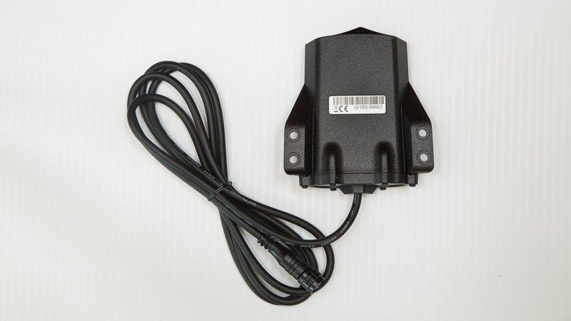 Radenso HD+ antenna bottom