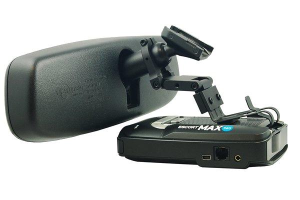Max360 on updated Blendmount