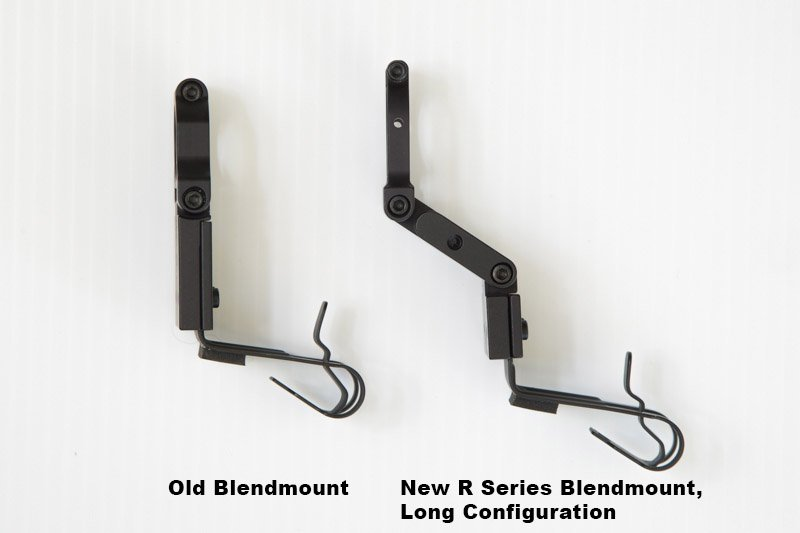 Old and New Blendmounts Long