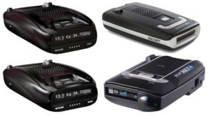Top 4 First Radar Detectors