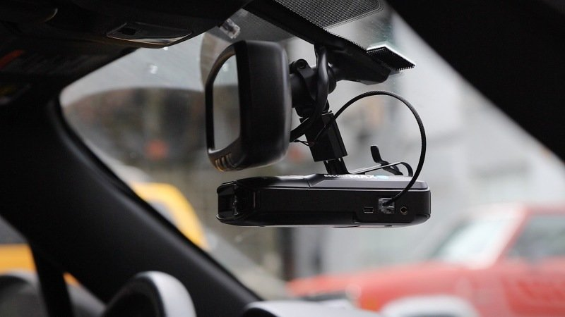 BlendMount Vs Radar Mount Rear View Mirror Mount
