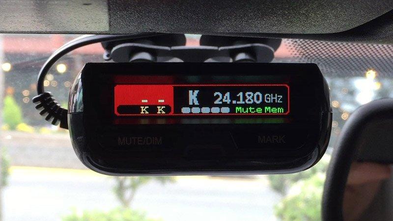Uniden R3 GPS Lockouts