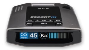 Best Radar Detector 2017, Escort iX