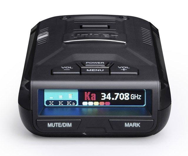 Uniden R3 radar detector review