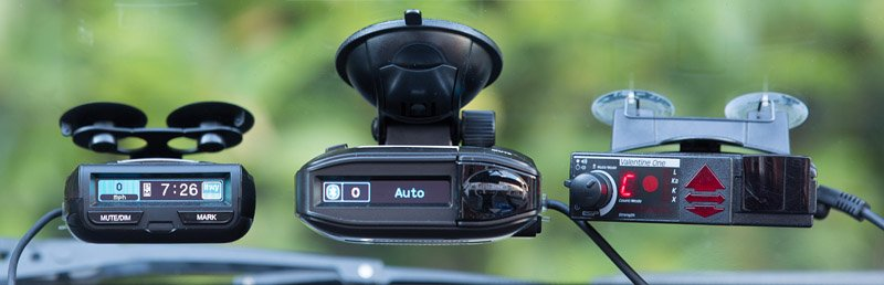 Best Radar Detectors July 2017 Windshield Mounts