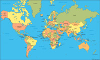 Using American radar detectors internationally and abroad in other countries map