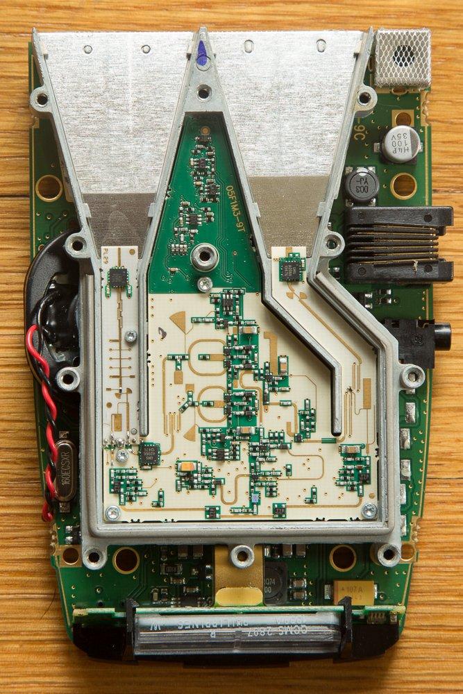Escort Redline Radar Detector >> Escort Redline EX Internals: Under the Hood - Vortex Radar