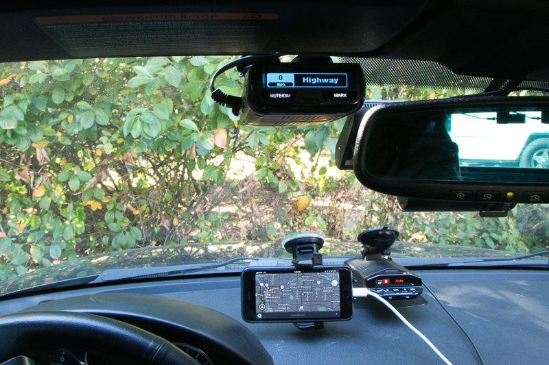 Uniden R3 vs  Escort Redline EX: Comparison and Review - Vortex Radar