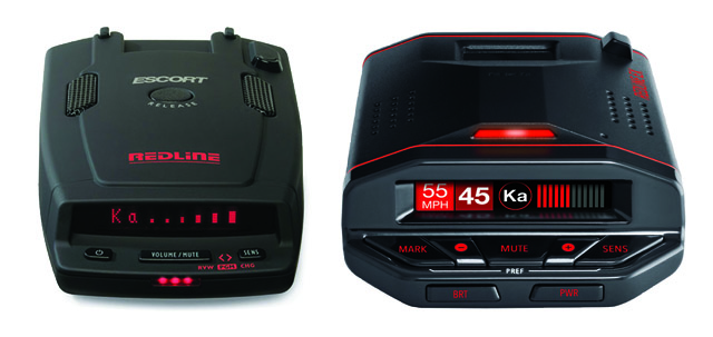 Escort Redline Radar Detector >> Escort Redline EX Radar Detector Review - Vortex Radar