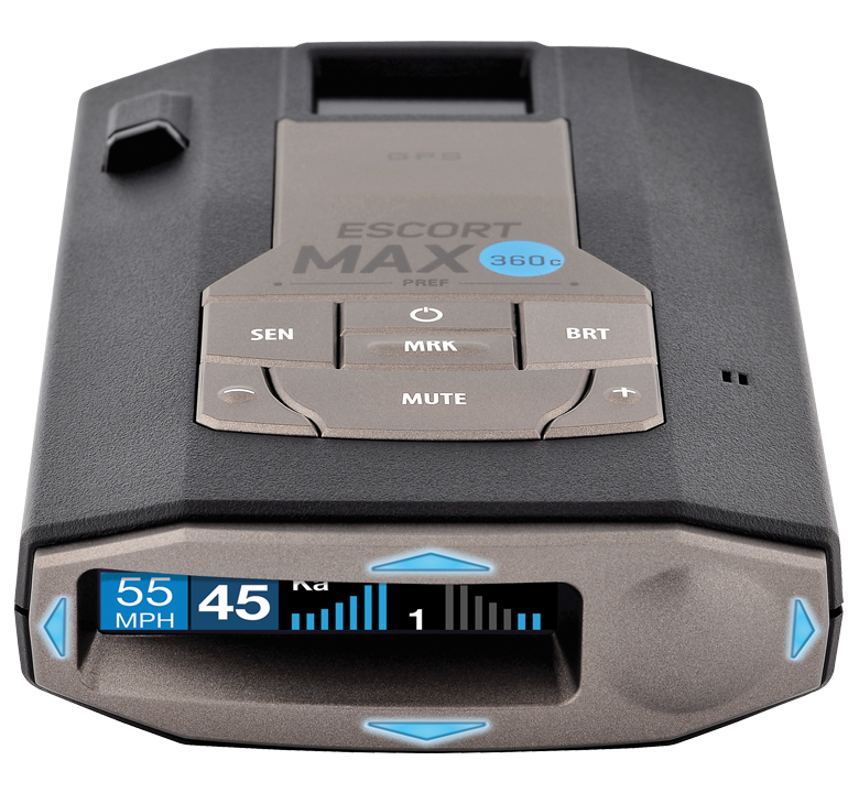 Escort Max360c: Best Radar Detector