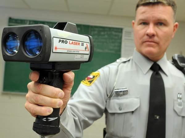 Police Laser: How It Works & How to Beat It - Vortex Radar