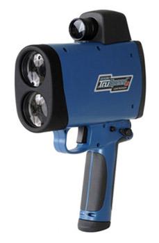 LTI TruSpeed police laser gun