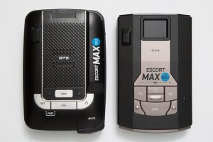 Escort Max360 and Max 360c radar detectors