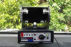 Spectre Elite Radar Detector Detector