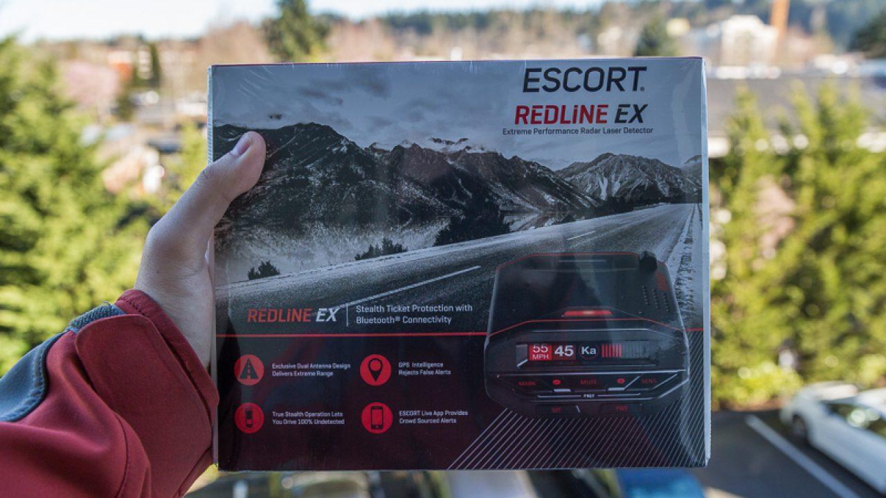 Escort Redline EX Radar Detector Giveaway - Vortex Radar