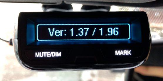 Uniden R3 firmware 1.37