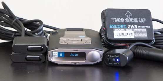 Escort ZW5 wireless shifters and Max 360c radar detector