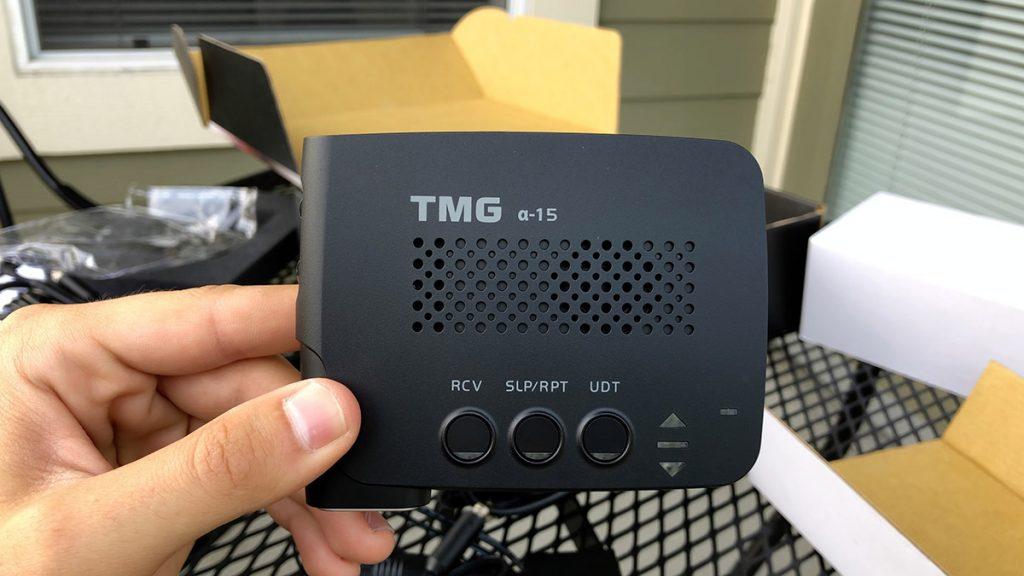 TMG Alpha-15 CPU