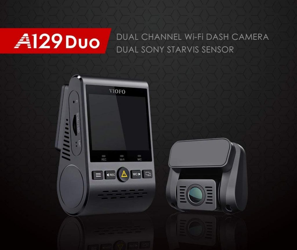Viofo A129 Duo: Best Affordable Two Channel Dashcam