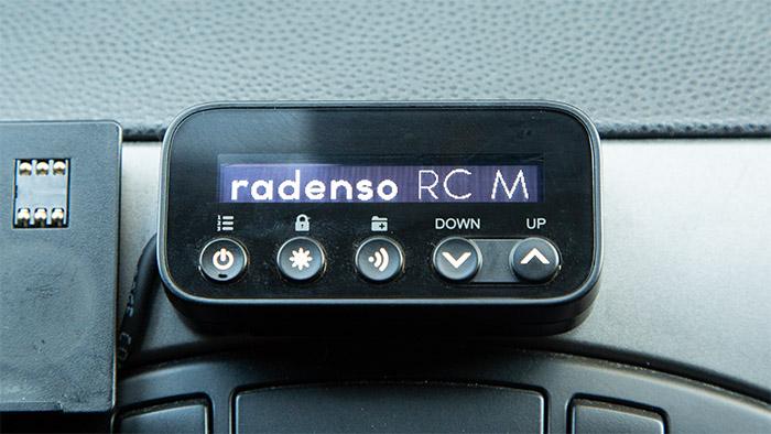 New Radenso RC M boot logo US 12