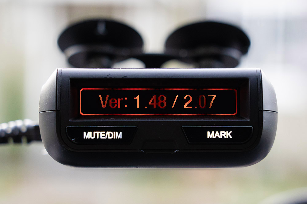 Escort Redline Radar Detector >> Uniden R1 & R3 Firmware 1.48 Released - Vortex Radar