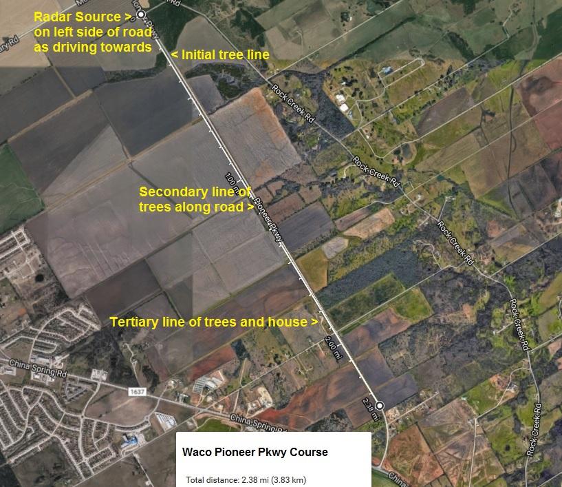 TXCTG R7 Pioneer Pkwy Course