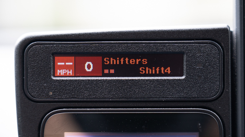 Max Ci 360 showing Shift4 AutoJTK option