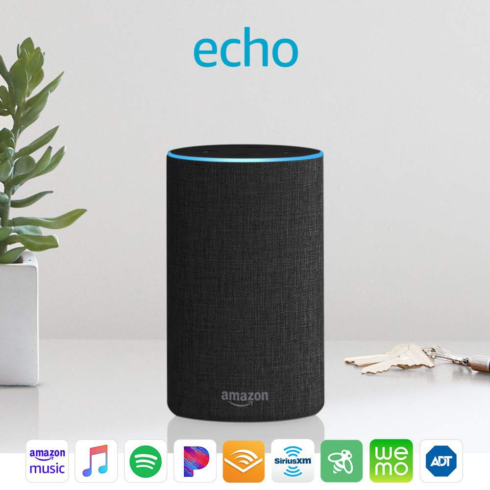Amazon Echo 2nd gen for Amazon Prime Day