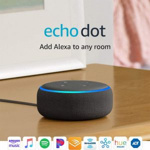 Amazon Echo Dot 3rd gen for Amazon Prime Day